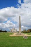 英国乡间别墅,多西特 免版税库存照片