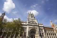 英国入口伦敦v 免版税库存照片