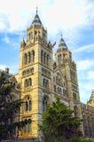 英国历史记录自然伦敦的博物馆 图库摄影