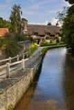 英国国家(地区)村庄-约克夏-英国 免版税库存图片