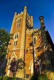 英国国教的教堂少许三位一体 免版税库存图片
