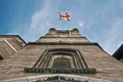 英国国教的教堂 库存照片