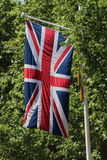英国国旗 免版税库存照片