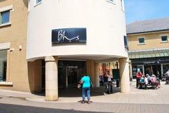 英国家庭商店,海斯廷斯 免版税库存图片