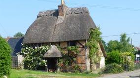 英国房子 免版税图库摄影