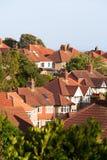 英国房子s样式 免版税库存图片