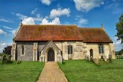 英国教会 库存图片
