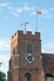 英国教会 免版税库存图片