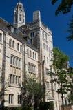 英国新的大学 免版税库存照片