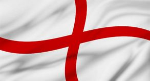 英国旗子背景 免版税库存图片