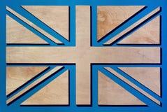 英国旗子,背景,例证, 免版税库存图片
