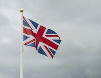 英国旗子 图库摄影