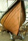英国极大的船身ss 免版税库存照片