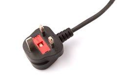英国标准插座VI 免版税库存照片