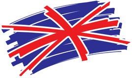 英国标志 皇族释放例证