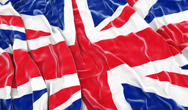 英国标志 库存例证
