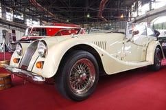 英国汽车自定义摩根 免版税库存照片