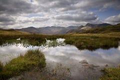 英国湖区 免版税图库摄影