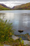 英国湖,平衡 库存图片