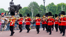 英国皇家卫兵画象