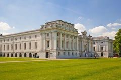 英国皇家海军拼贴画,海博物馆,伦敦 免版税库存照片