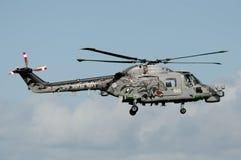 英国皇家海军Lynk恶意嘘声 库存照片