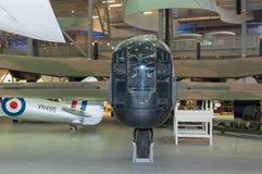 英国皇家空军Avro兰卡斯特B我PA474 图库摄影