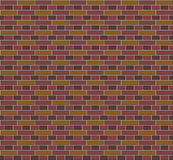 英国砖砌纹理  免版税库存照片