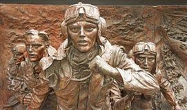 英国纪念品战争英雄  免版税库存照片