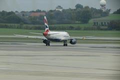 英国航空公司航空器 库存图片