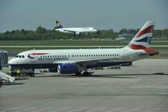 英国航空公司 免版税库存照片