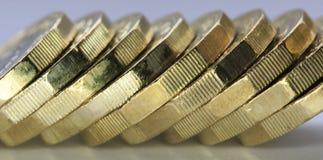 英国货币2017年 免版税图库摄影