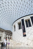 英国里面博物馆 图库摄影