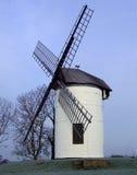英国风车 免版税库存照片