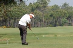 英国高尔夫球mcgowan罗斯 库存图片