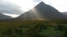 英国,苏格兰的高地 库存图片