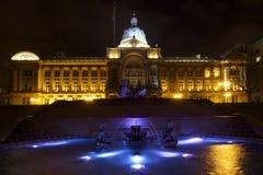 英国: 伯明翰 免版税库存照片