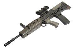 英国攻击步枪L85 免版税库存照片