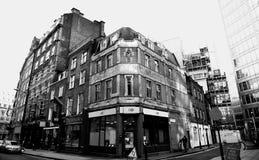 英国建筑学 免版税库存照片