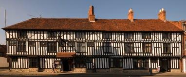英国建筑样式 免版税库存图片