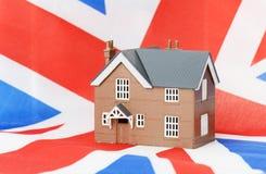 英国建筑 库存图片