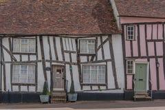 英国- Lavenham 免版税库存图片