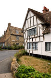 英国houghton安置老磨房 库存图片