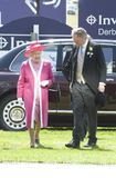 英女王伊丽莎白二世HM 库存图片