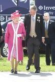 英女王伊丽莎白二世HM 免版税图库摄影