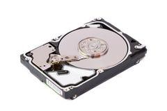 2 5英寸硬盘 库存照片