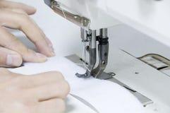 英尺模型假肢缝 免版税库存图片