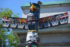 55英尺雕塑 免版税库存图片