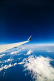 30000英尺 免版税库存照片