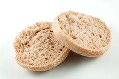 英格兰式松饼 免版税图库摄影